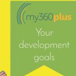 Set development goals with my360plus